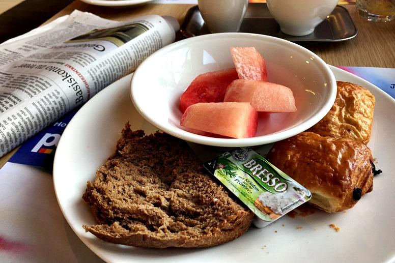 Frühstück im Park Inn by Radisso nMainz