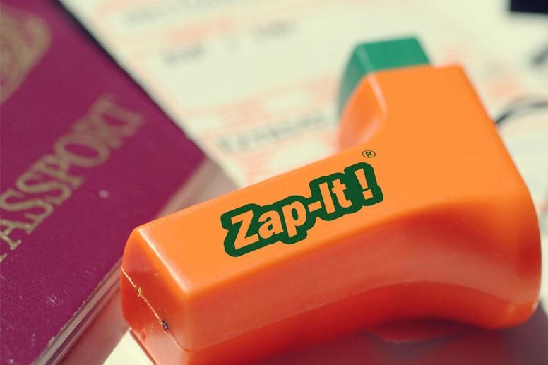 Zap It Schmerzstiller nach Mückenstich als Idee für Weihnachtsgeschenke für Weltenbummler
