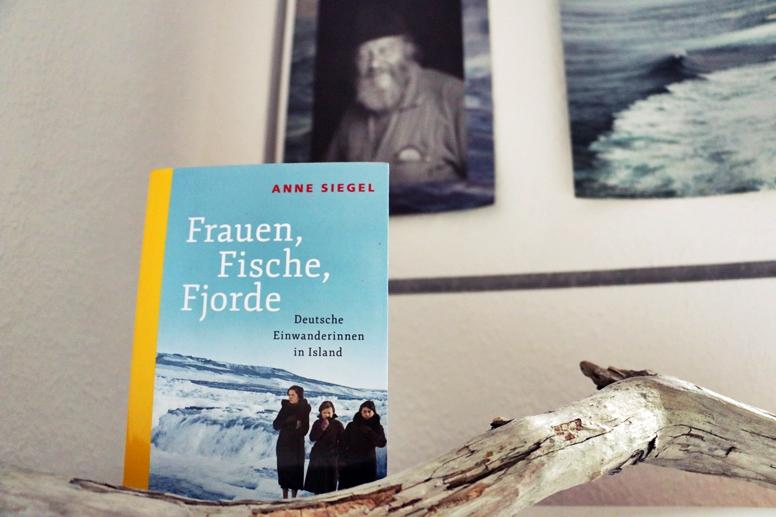 """Titelbild des Buches """"Frauen, Fische, Fjorde"""""""