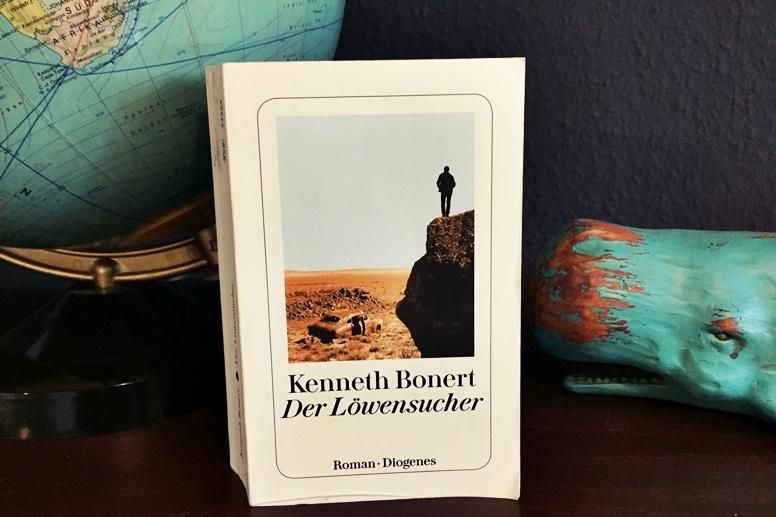 Titelbild des Buches Der Löwensucher