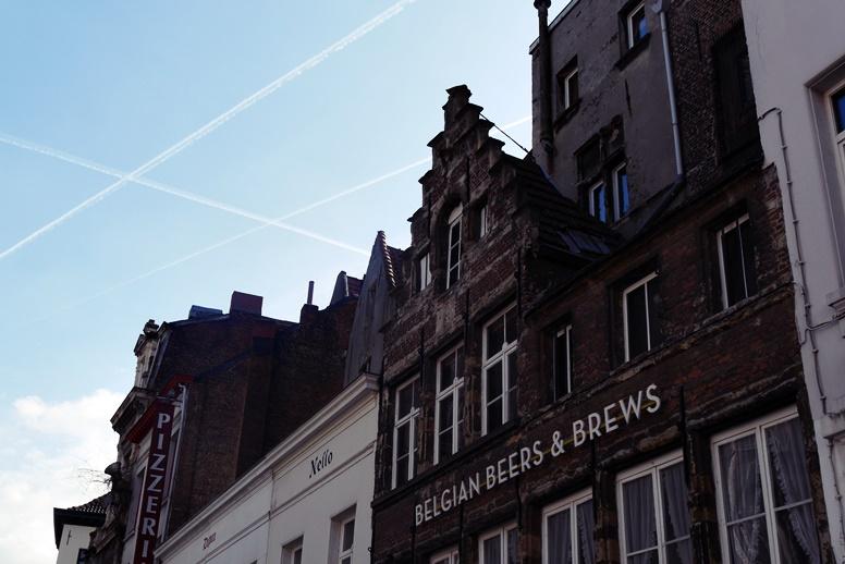 Bierhandlung in Antwerpen