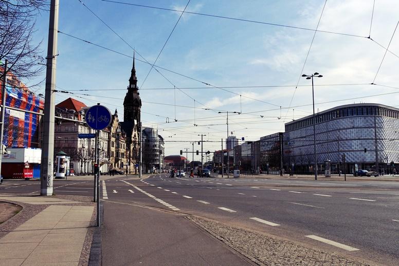 Stadtansichten Leipzig