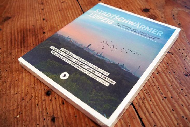 Buch Stadtschwärmer Leipzig