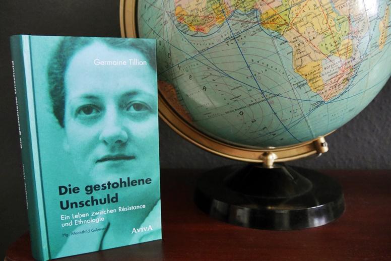 """Titelbild zum Buch """"Die gestohlene Unschuld"""" von Germaine Tillion"""
