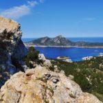 1.Etappe des GR221: Von Port d´Andratx über St.Elm bis hinter La Trapa