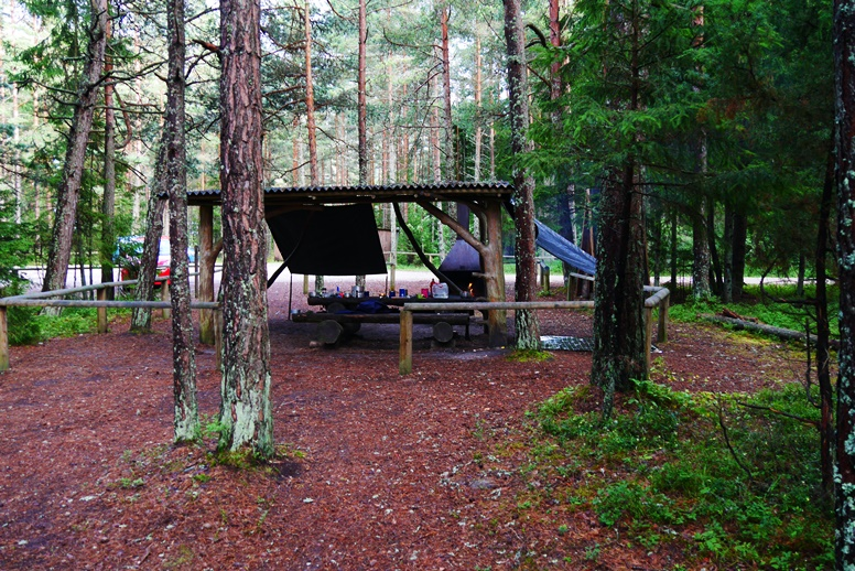 RMK Campingplatz in Estland