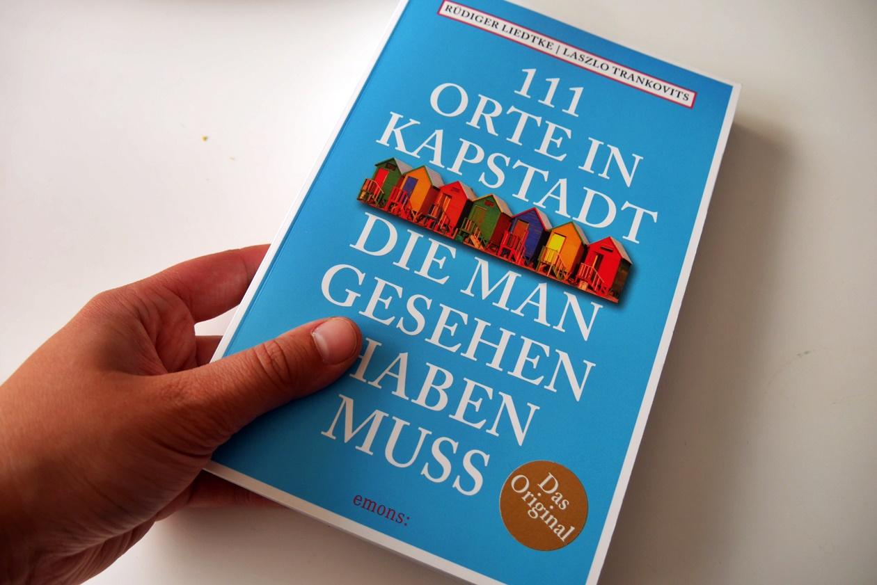 Titelbild des Buch 111 Orte in Kapstadt die man gesehen haben muss