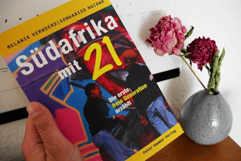 Titelbild des Buches Südafrika mit 21
