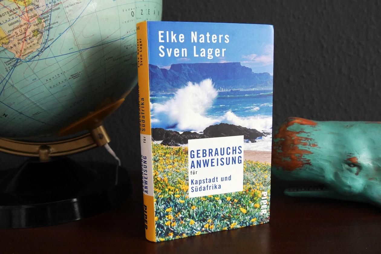 Cover des Buches Gebrauchsanweisung für Kapstadt und Südafrika