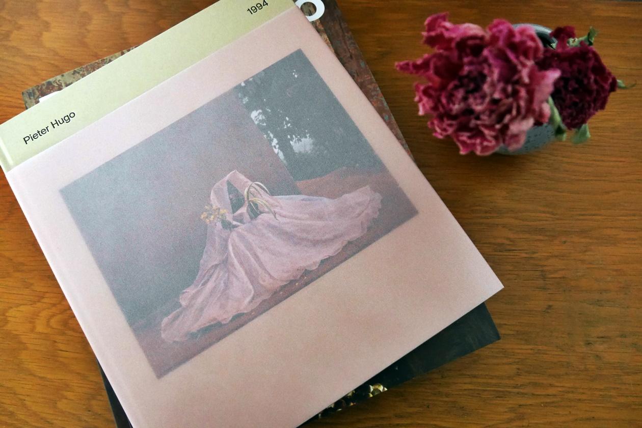Cover des Bildbandes von Pieter Hugo - 1994