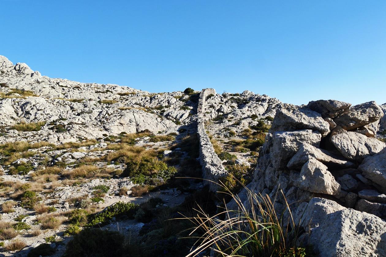 Alter Pilgerweg auf Mallorca im Rahmen der Fotoparade Best of 1.Halbjahr 2017