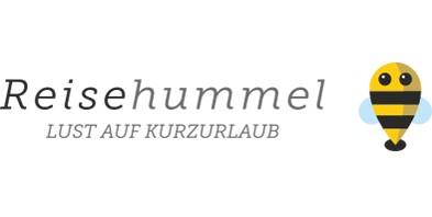 Logo der Reisehummel