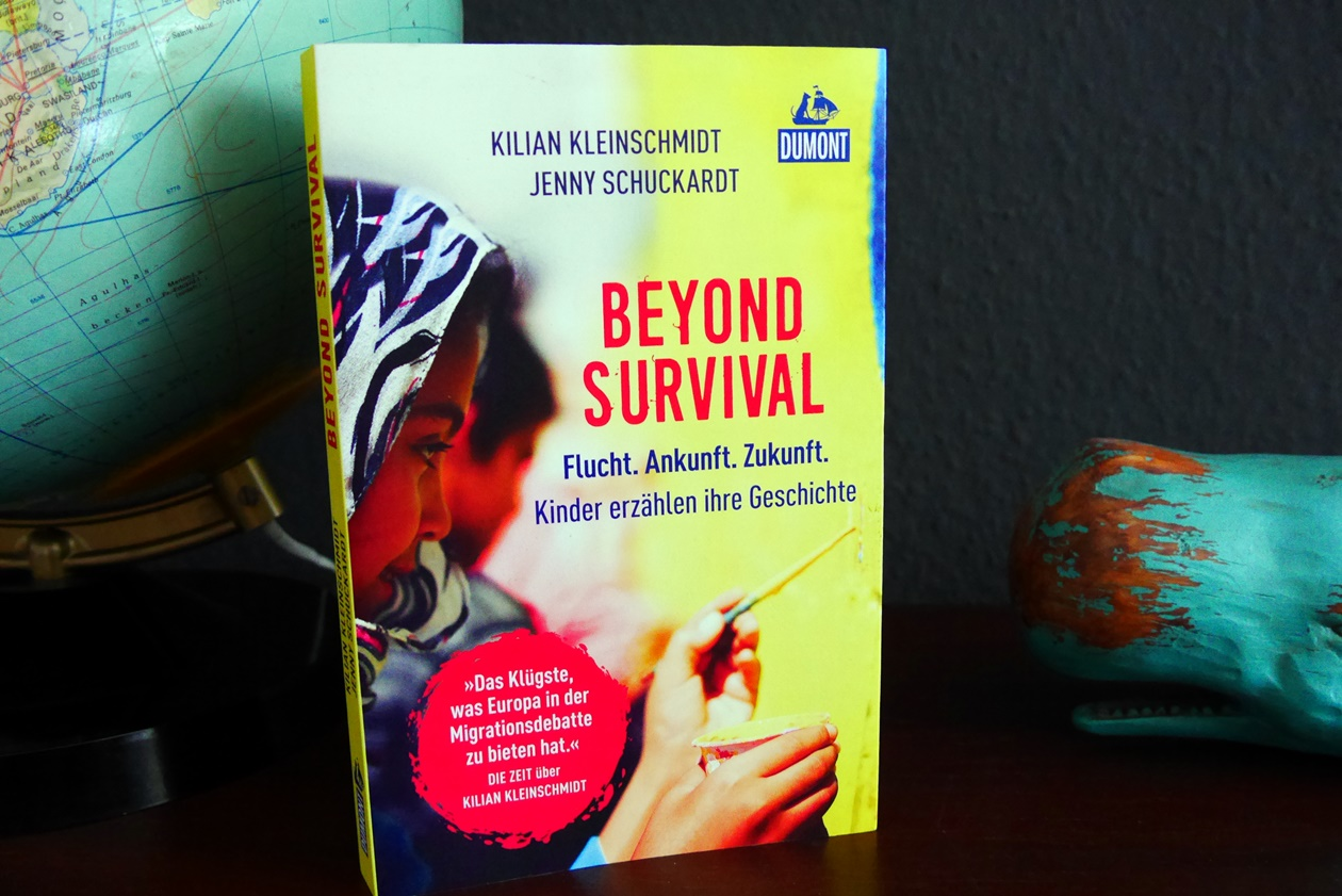 Cover des Buches Beyond Survival