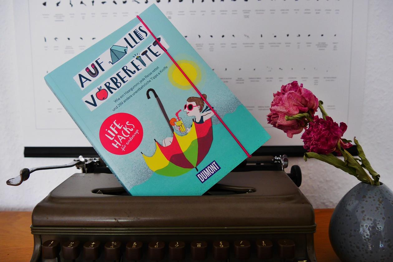 Titelbild des Buches Auf Alles Vorbereitet