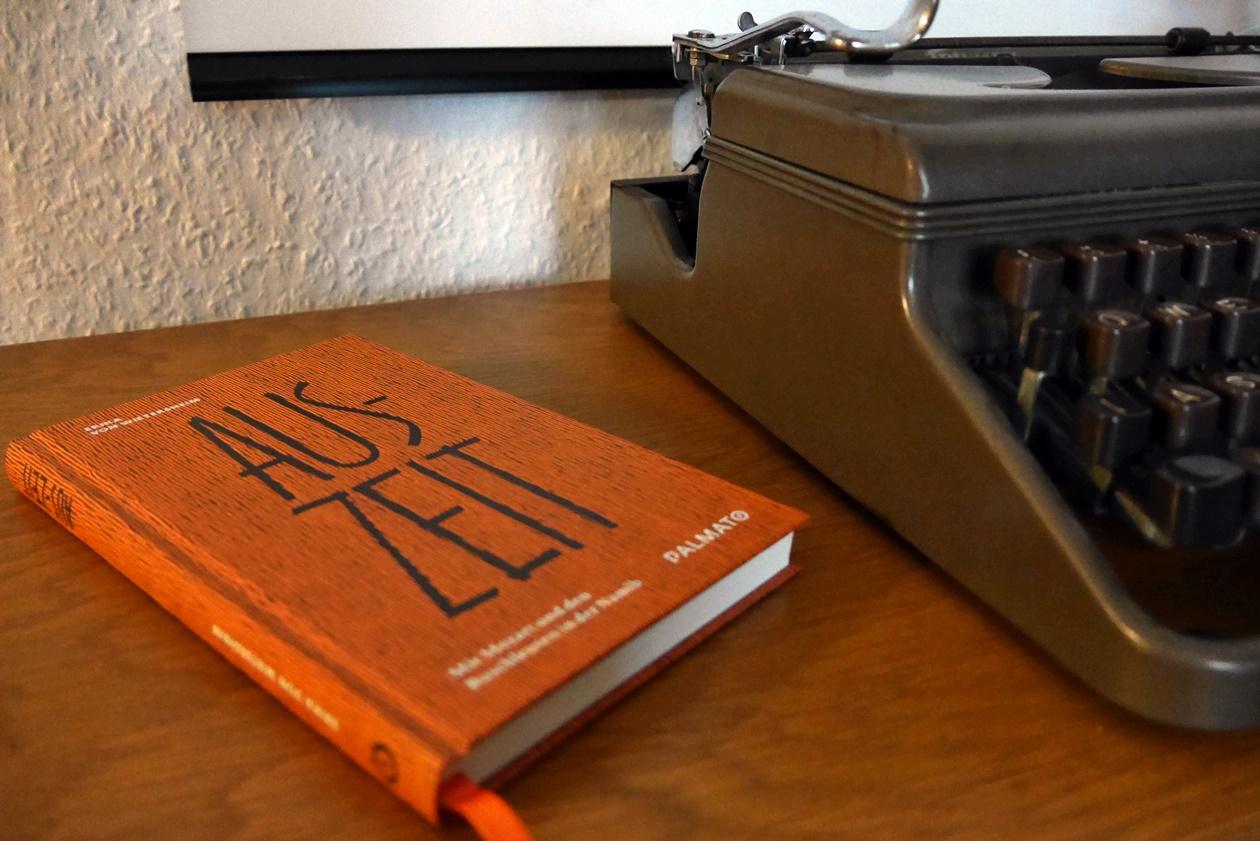 Cover des Buches Aus-Zeit