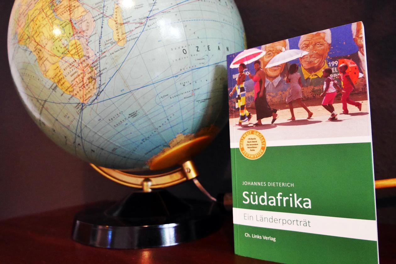 Cover des Buches Südafrika - ein Länderporträt