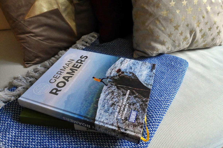 Titelbild des Buches German Roamers
