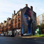 Auf Streetart Tour durch Glasgow