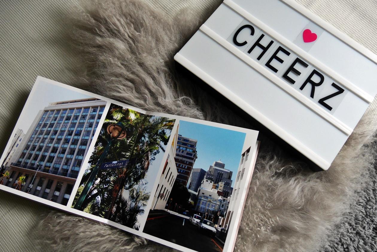 Fotoalbum zum Reise Erinnerungen festhalten