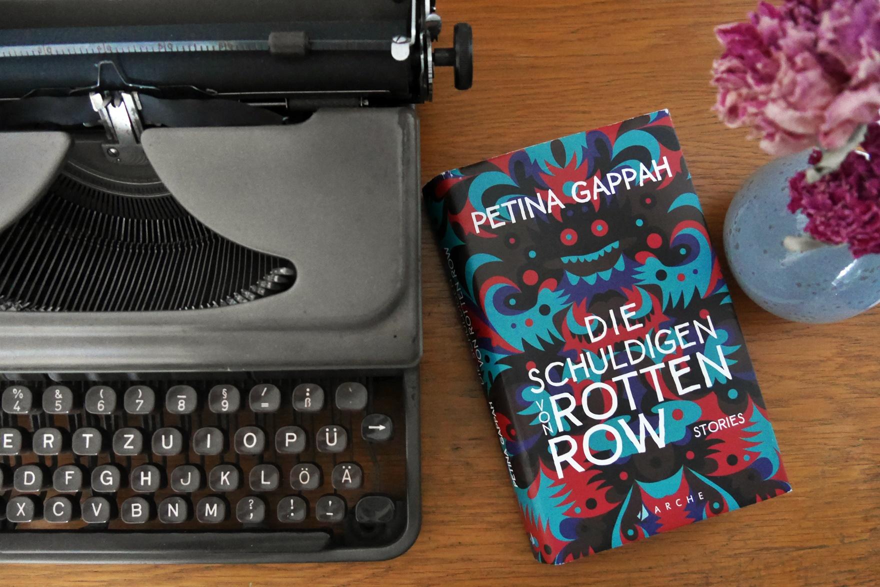 Cover des Buches die Schuldigen von Rotten Row