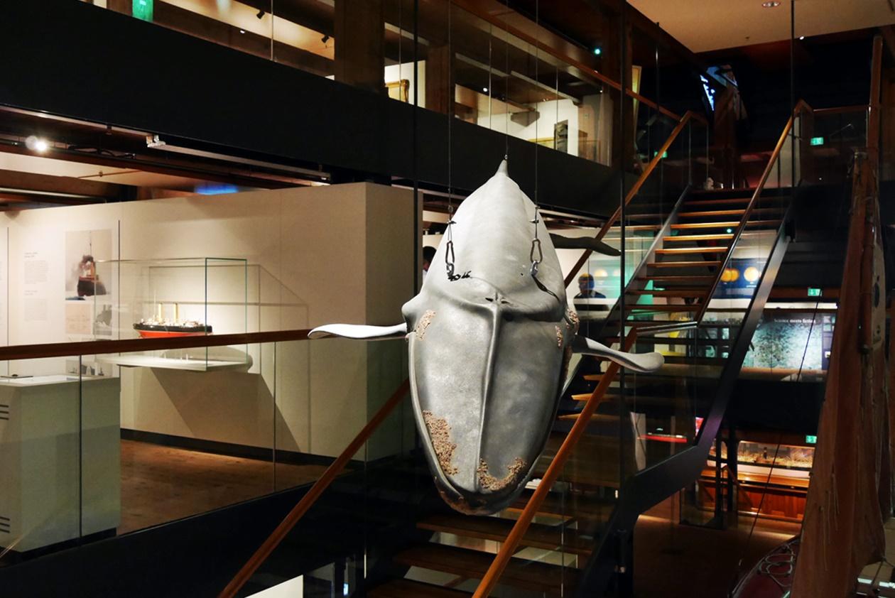 Das Maritime Museum in Hamburg
