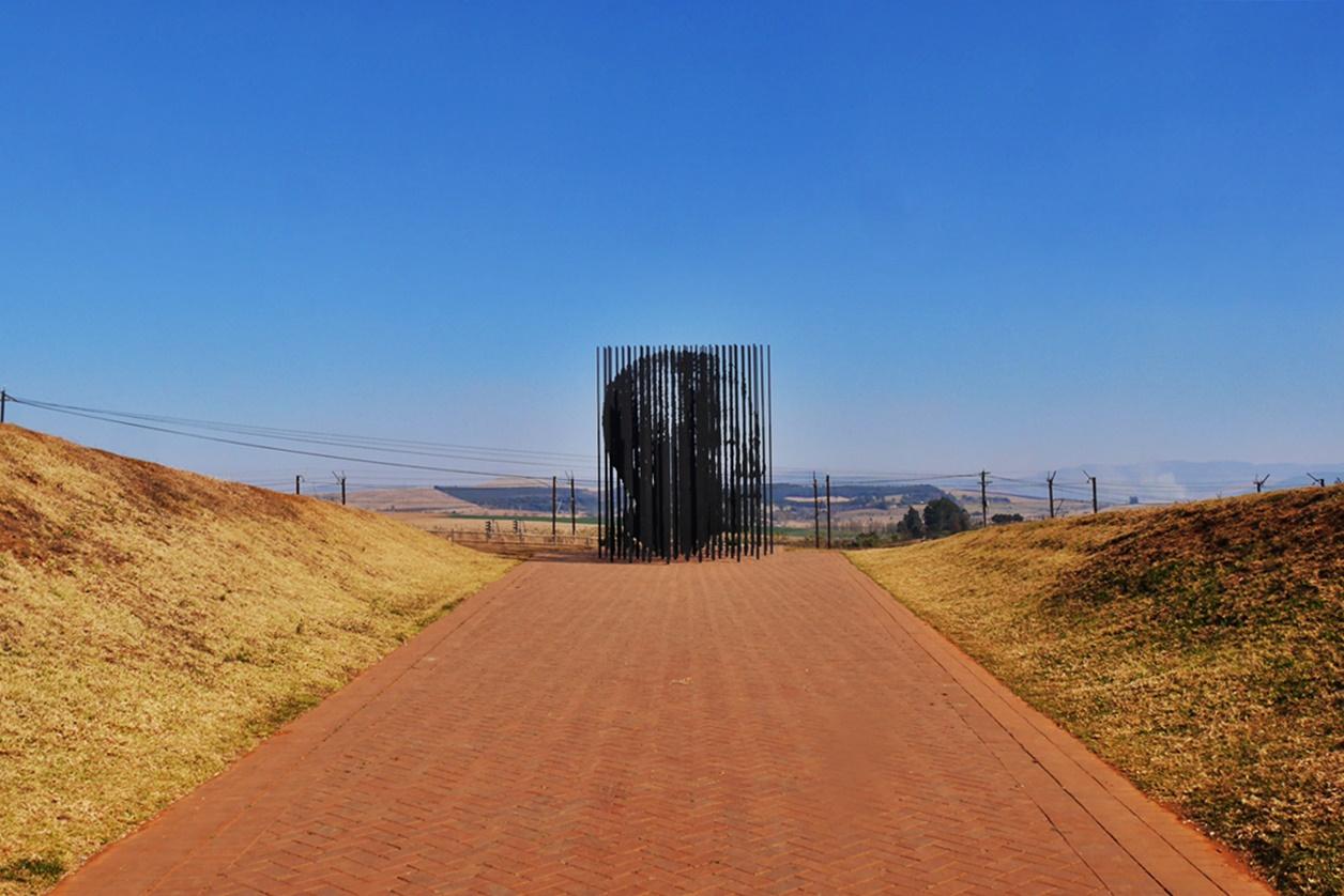 An der Nelson Mandela Capture Site in Howick wandelt man auf den Spuren von Nelson Mandela