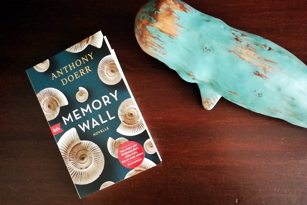Cover des Buches Memory Wall von Anthony Doerr