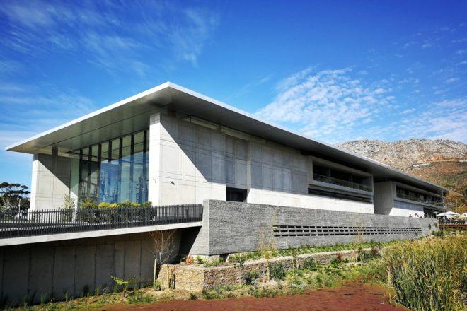 Außenansicht der Norval Foundation in Kapstadt