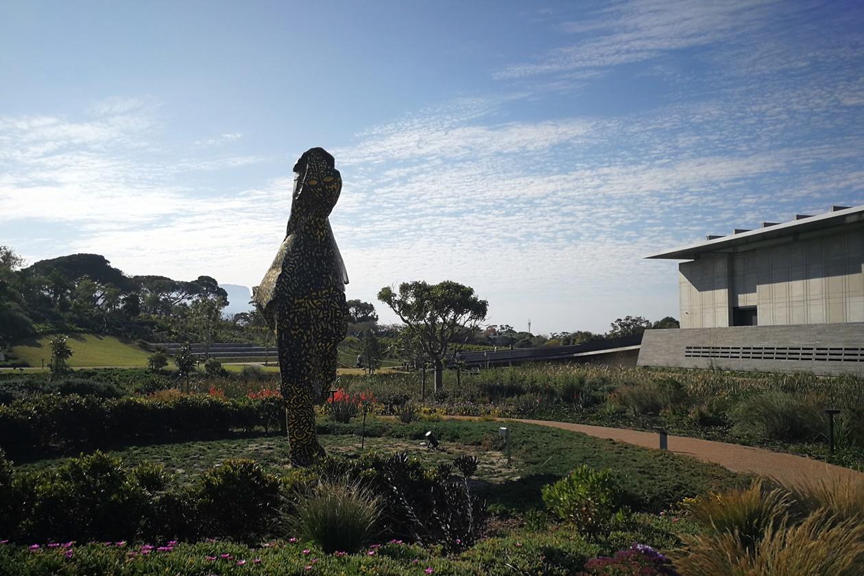 Sculpture Garden der Norval Foundation in Kapstadt