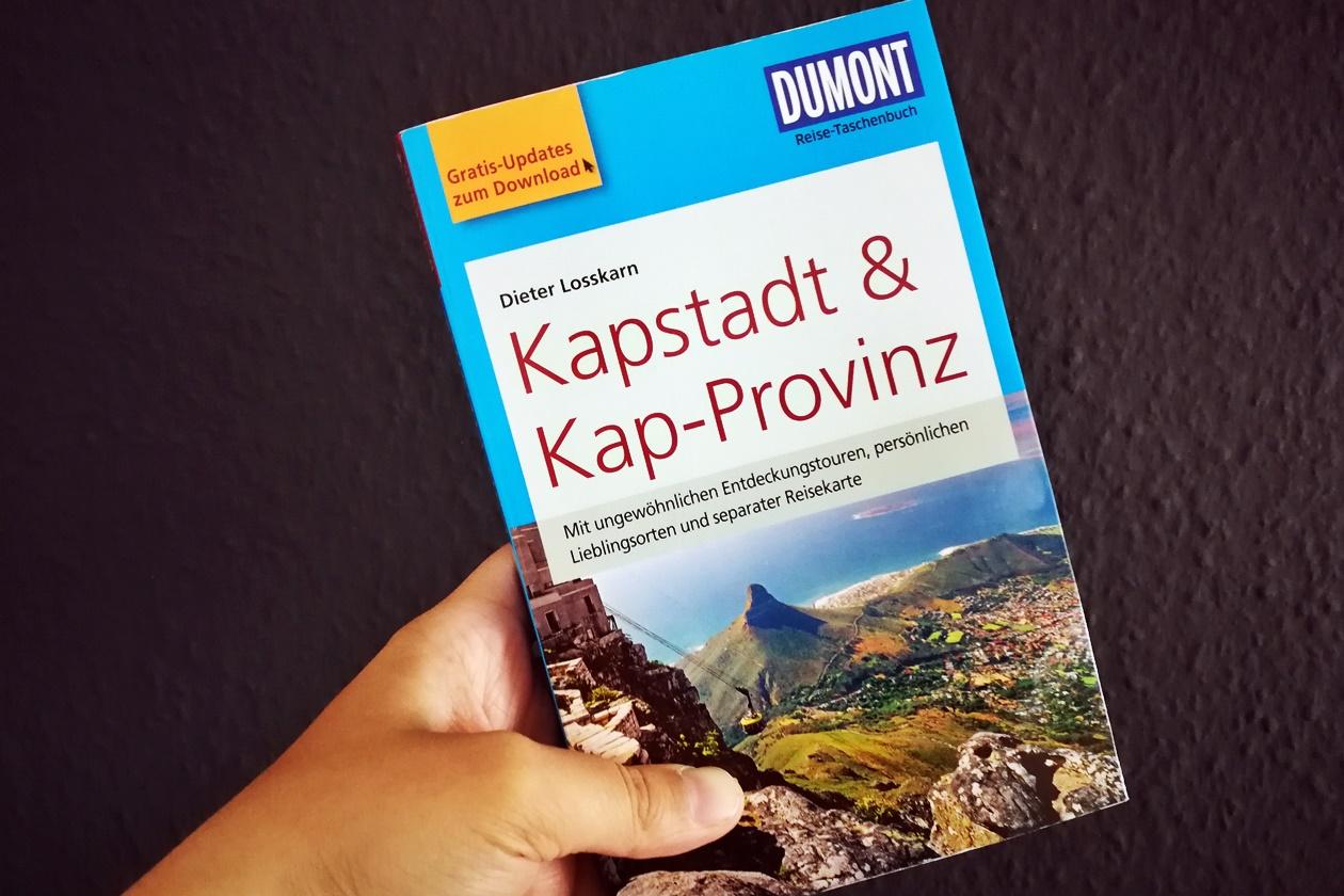Reiseführer für Kapstadt und die Umgebung von DuMont