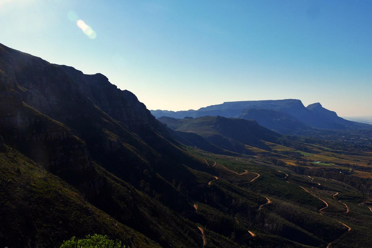 Wanderung im Silvermine Nature Reserve bei Kapstadt