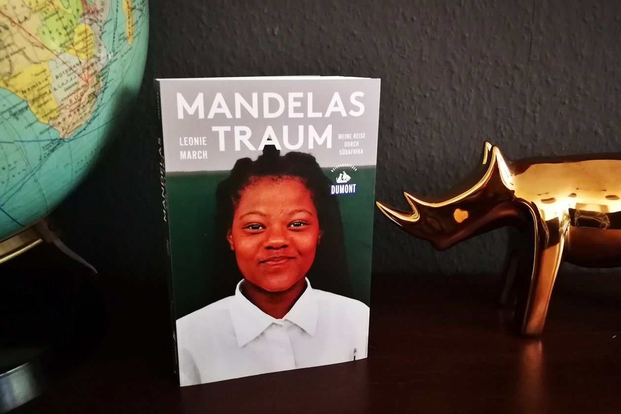Cover des Buches Mandelas Traum