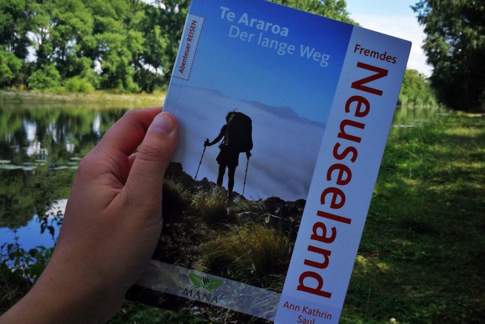 Titelbild des Buches Te Araroa - der lange Weg