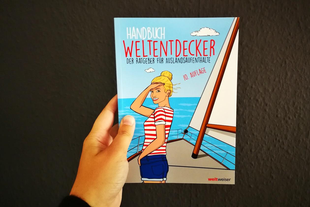 Titelbild des Handbuch Weltentdecker