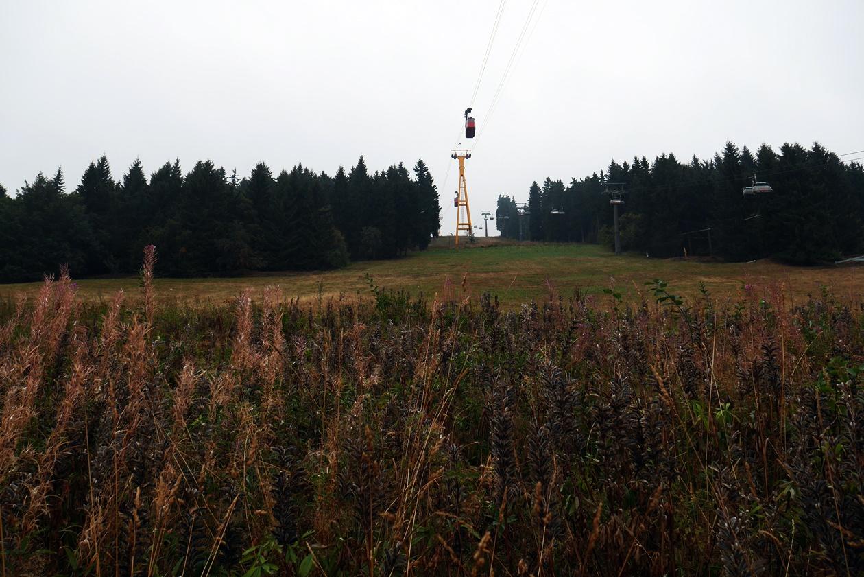 Oberwiesenthal im Erzgebirge