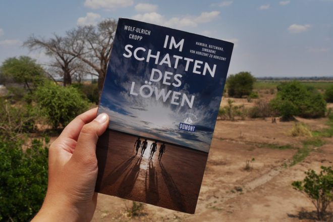 Cover des Buches Im Schatten des Löwen