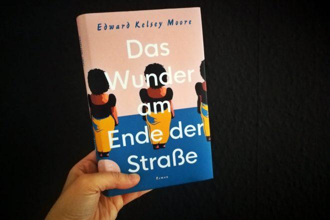 Cover des Buches Das Wunder am Ende der Straße