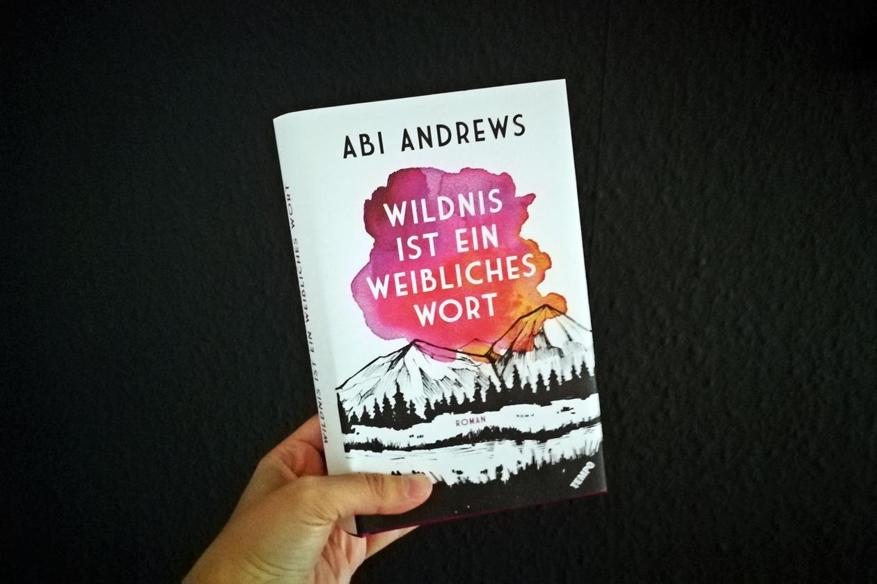 Cover des Buches Wildnis ist ein weibliches Wort