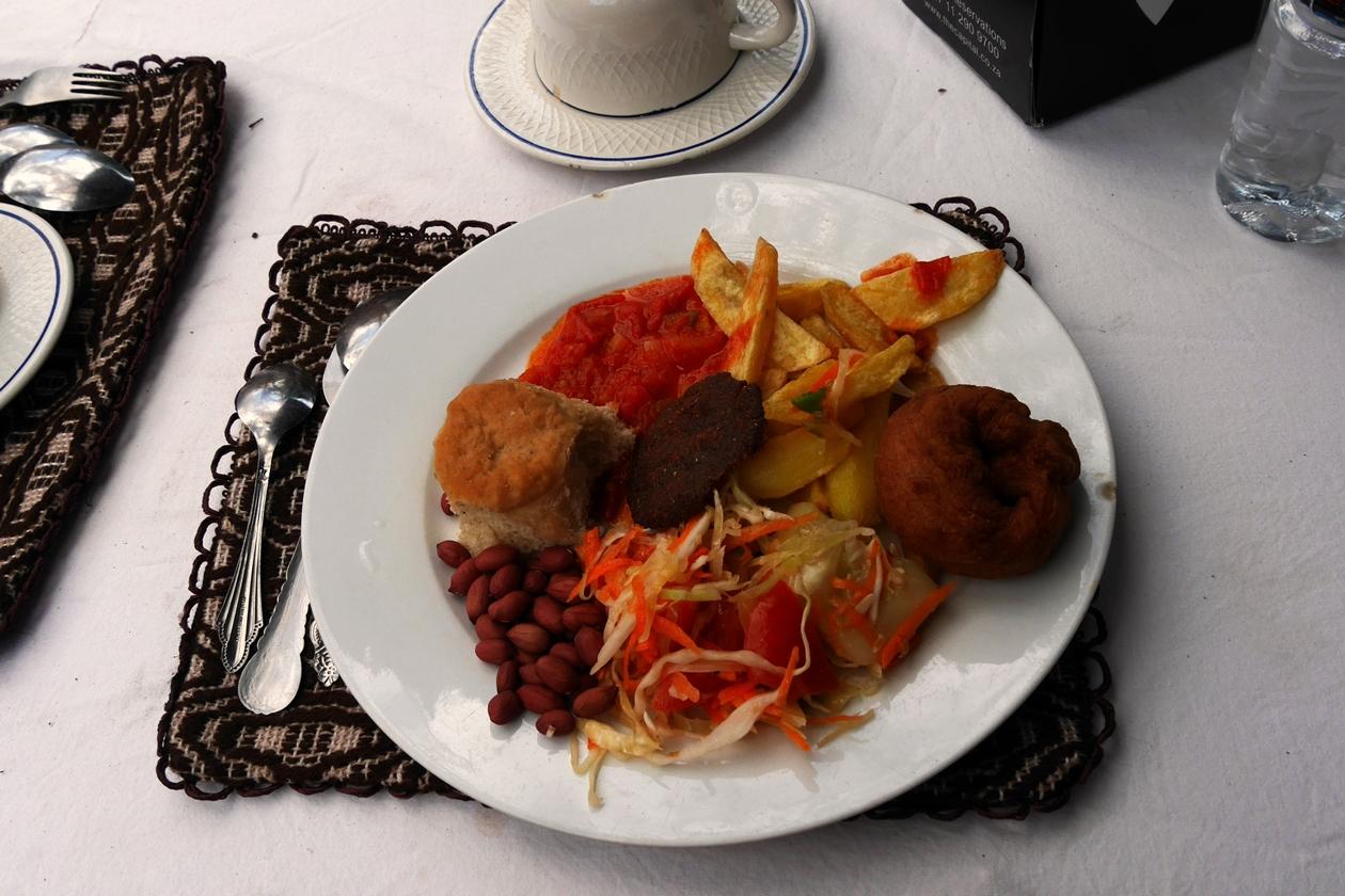 Essen in Malawi