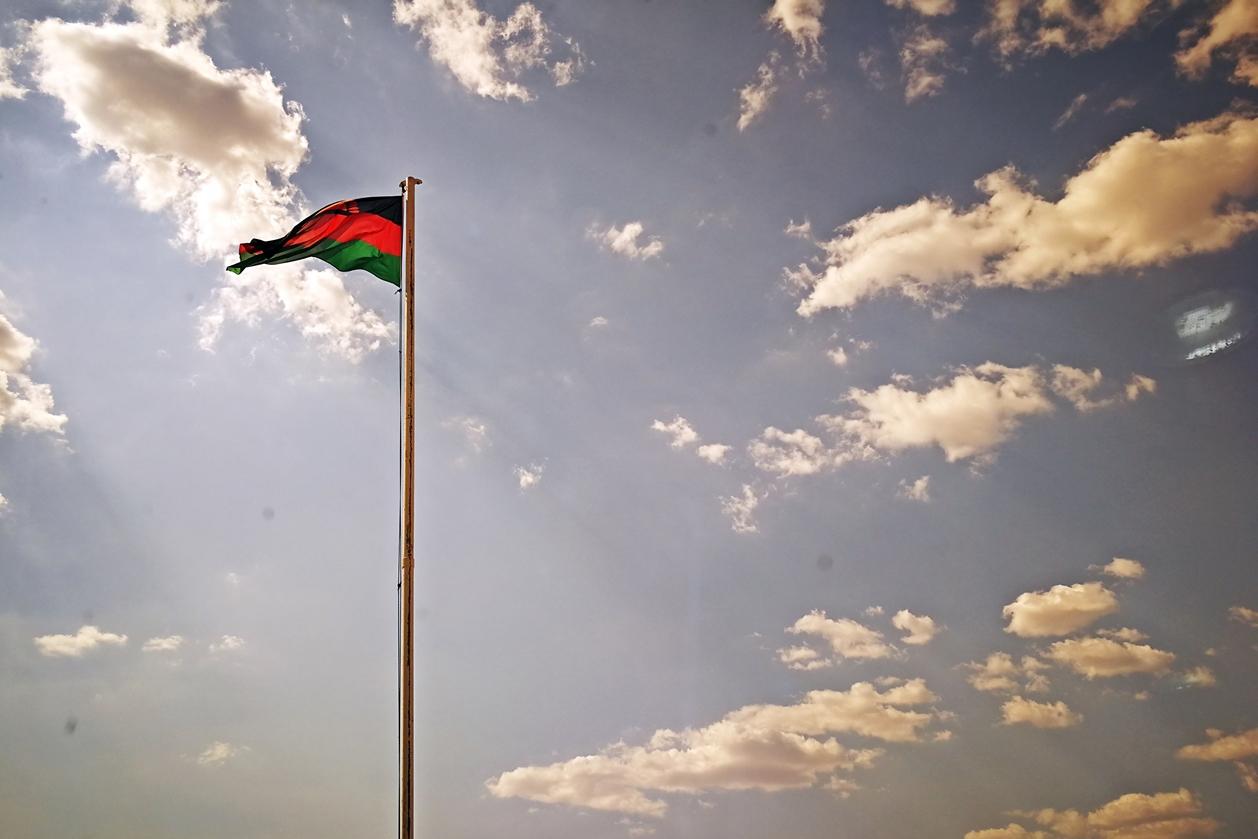 Flagge Malawis
