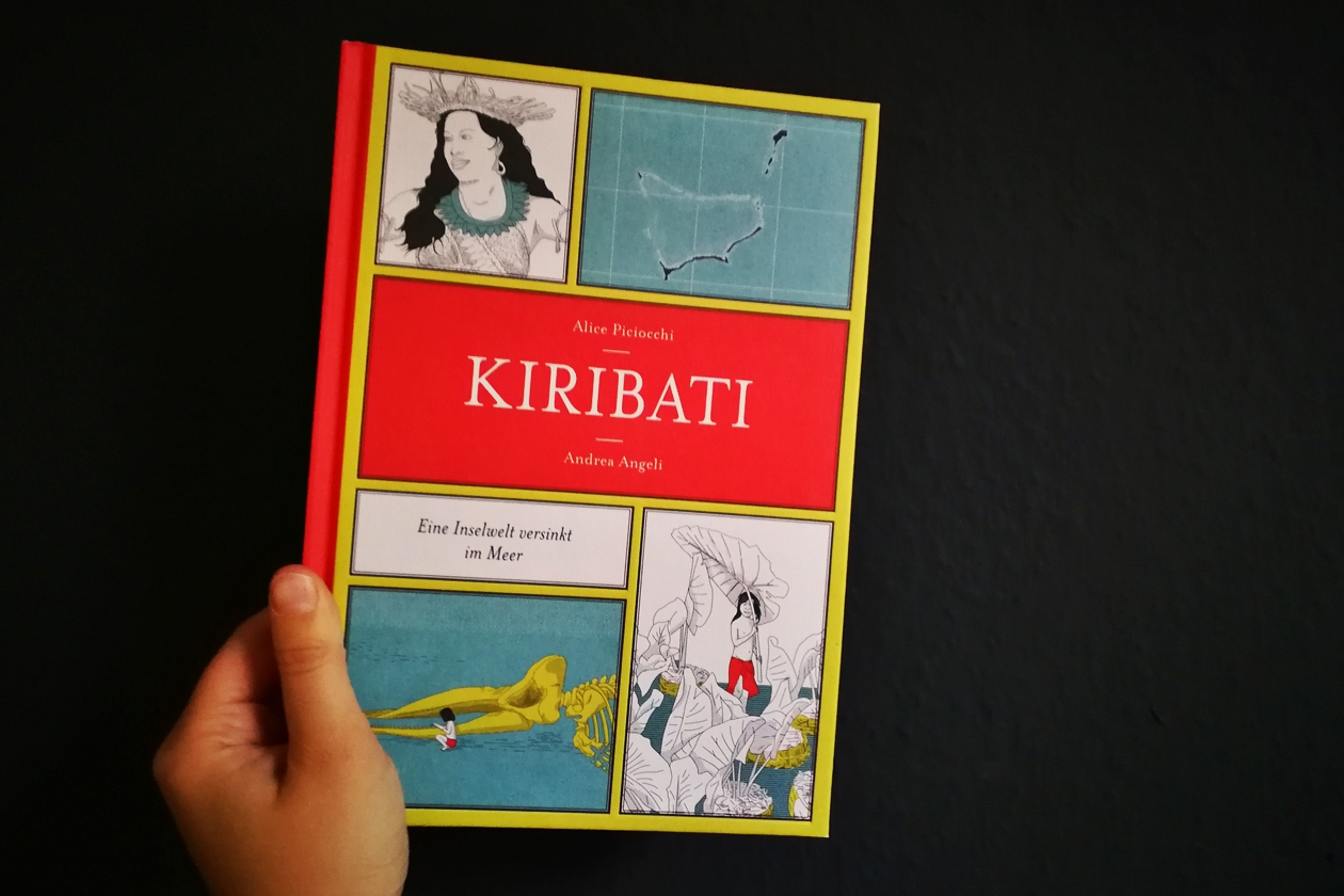 Cover des Buches Kiribati - Eine Inselwelt versinkt im Meer