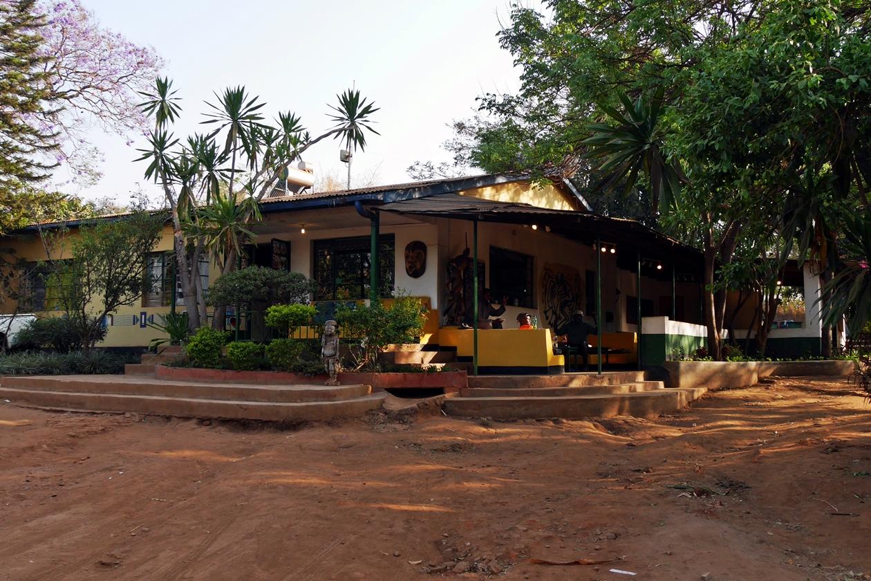 Mabuya Camp in Lilongwe
