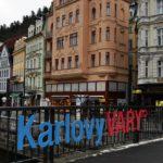 Märchenstadt im Schnee: Winter in Karlsbad