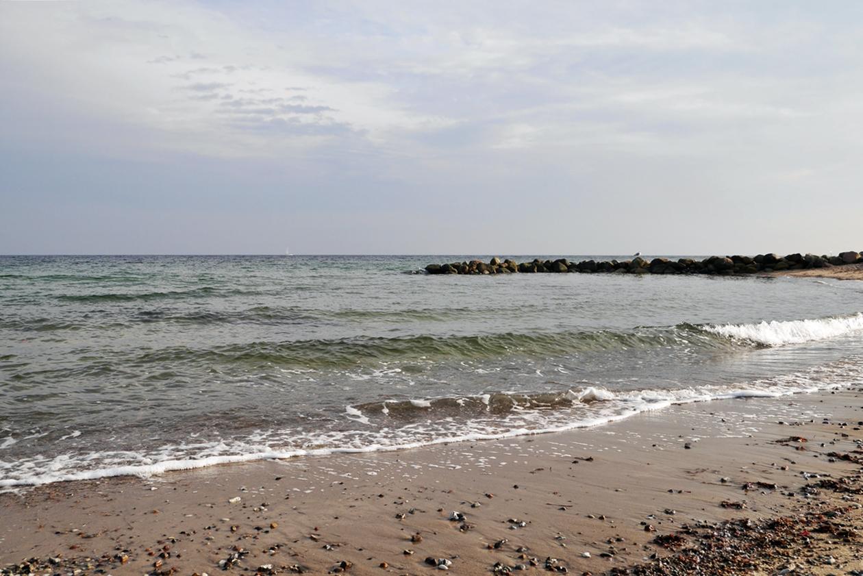 Ostseestrand in Schleswig-Holstein