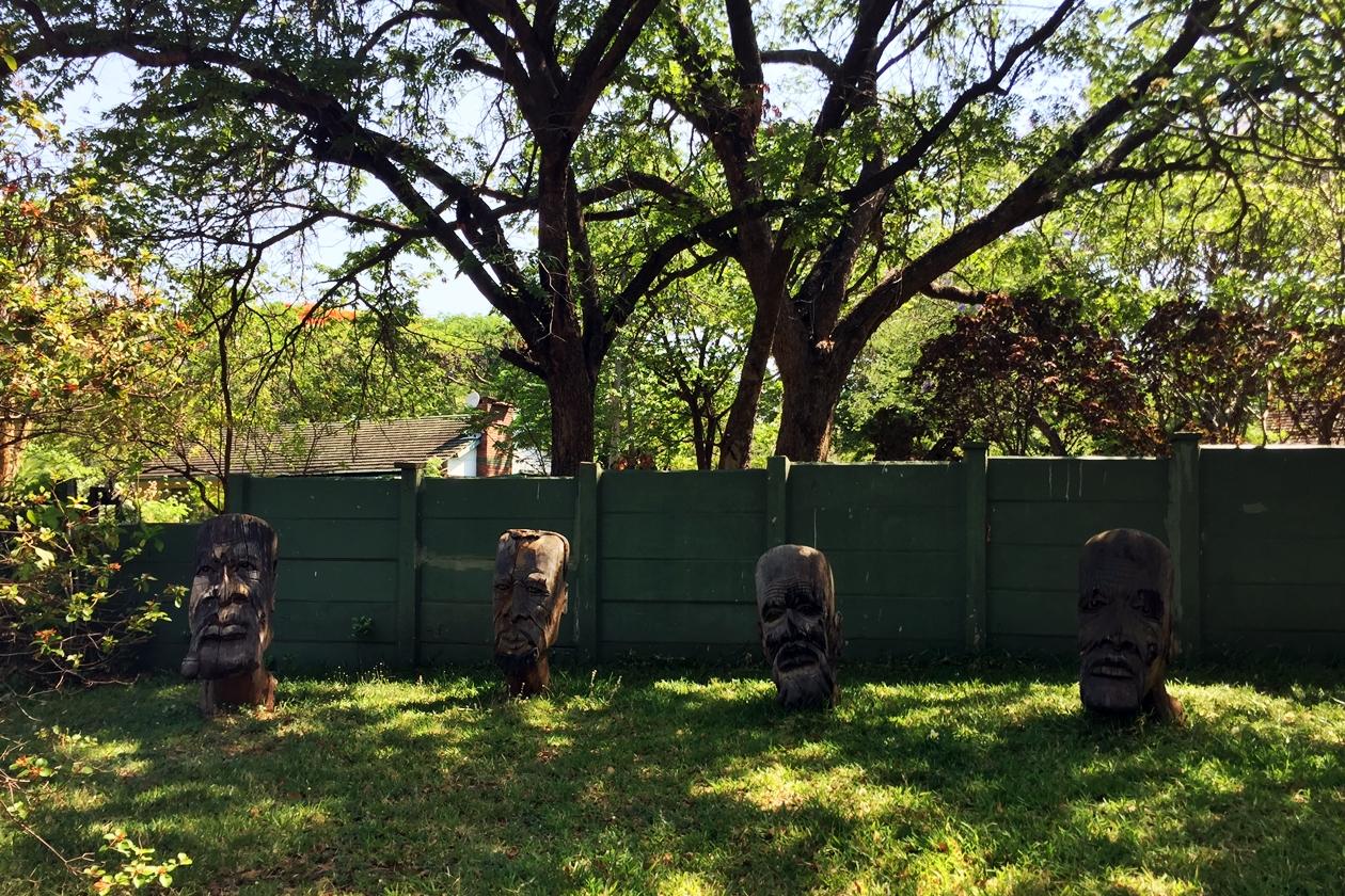 Kunst in Victoria Falls