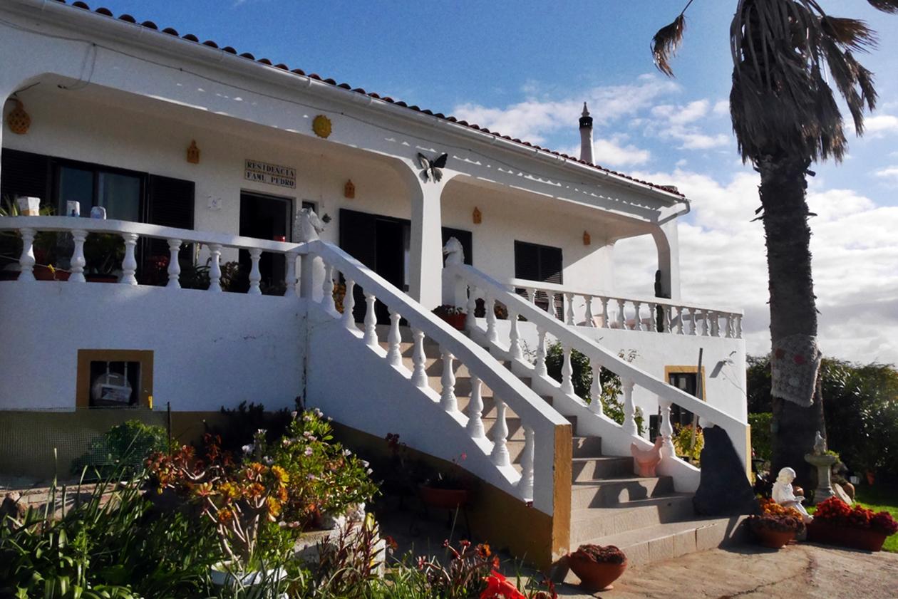 Homestay Unterkunft in einer Villa in Vila do Bispo