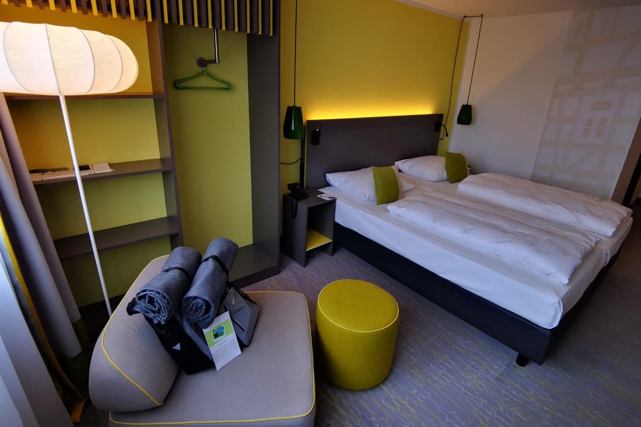 Zimmer im Vienna House Easy Neckarsulm