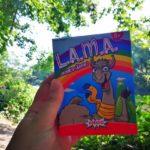 Unterwegs mit L.A.M.A. – mein Lieblings Reise Kartenspiel