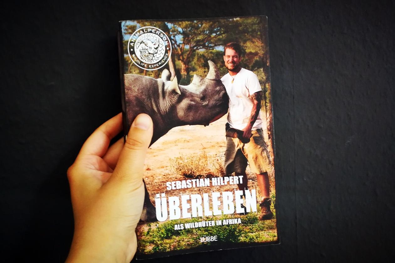 Cover des Buches Überleben von Sebastian Hilpert