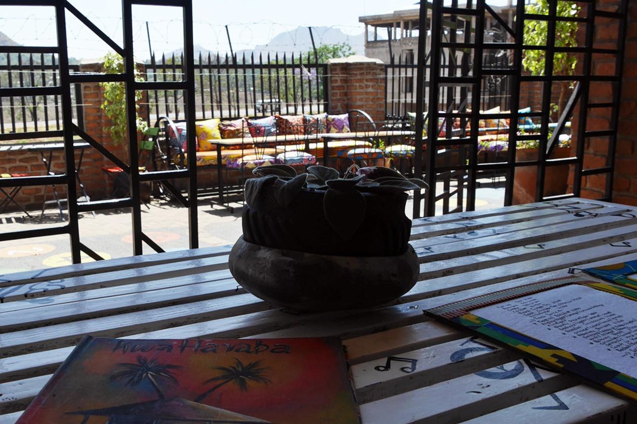 Das Kwa Haraba Arts Cafe and Gallery ist Teil meiner 5 Tipps für Blantyre und Umgebung